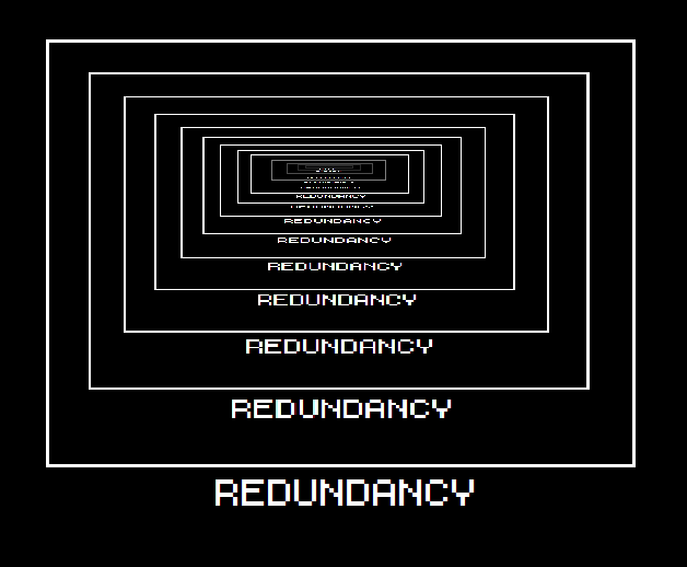 Ask  a Toddler - Redundancy